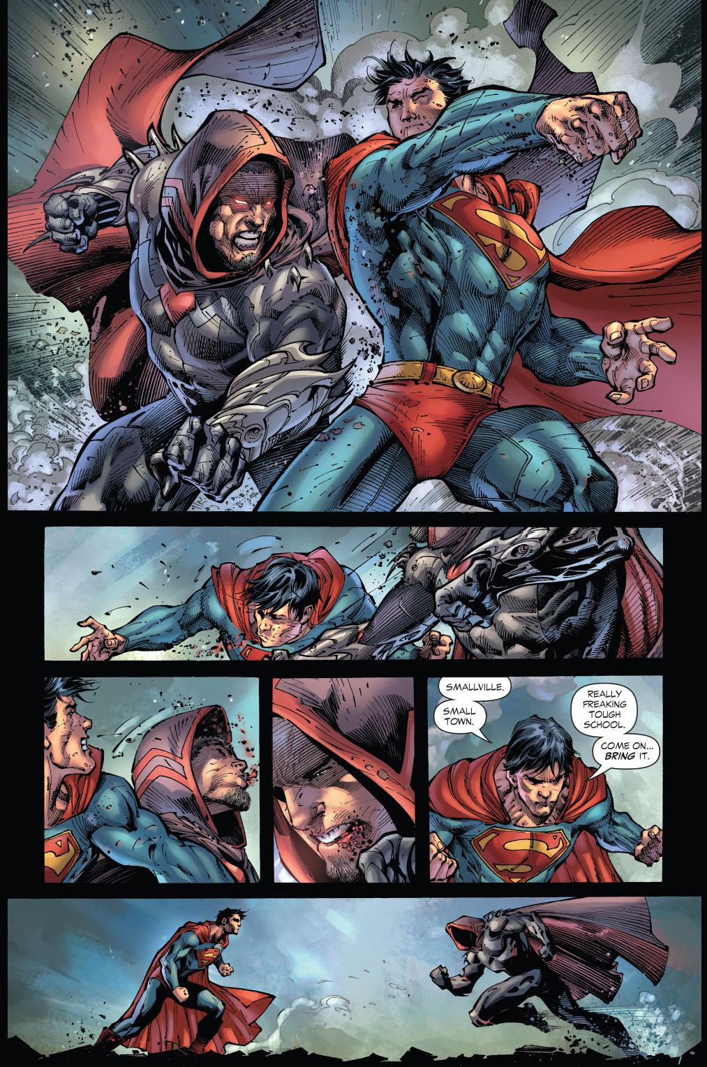 Smallville Comicnewbies