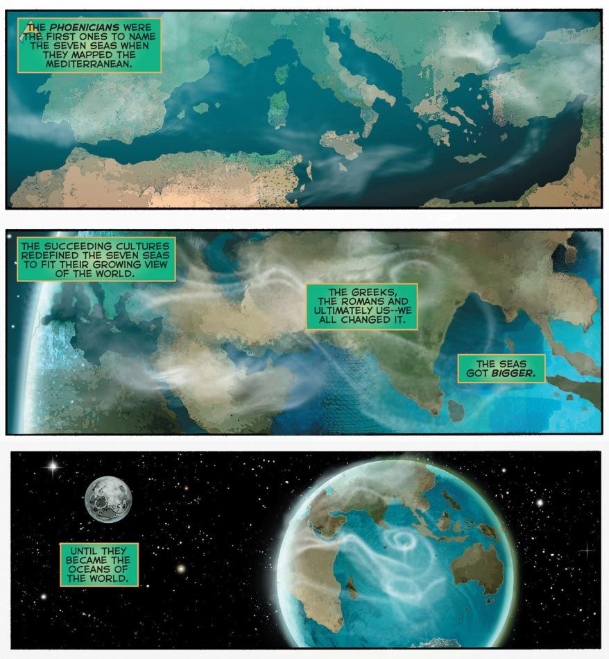 the 7 seas