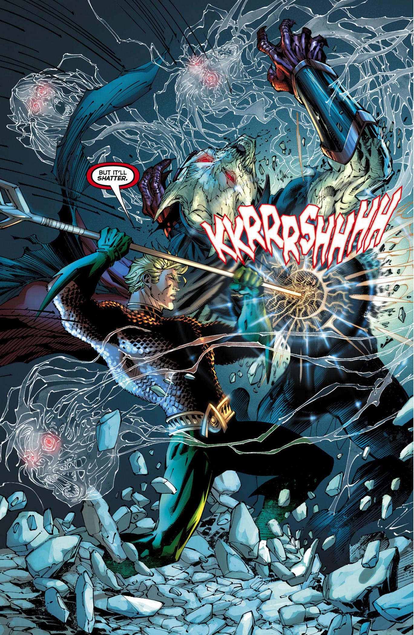 The Justice League Vs Graves Comicnewbies