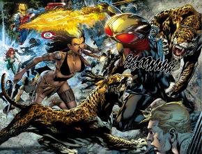 the others vs black manta