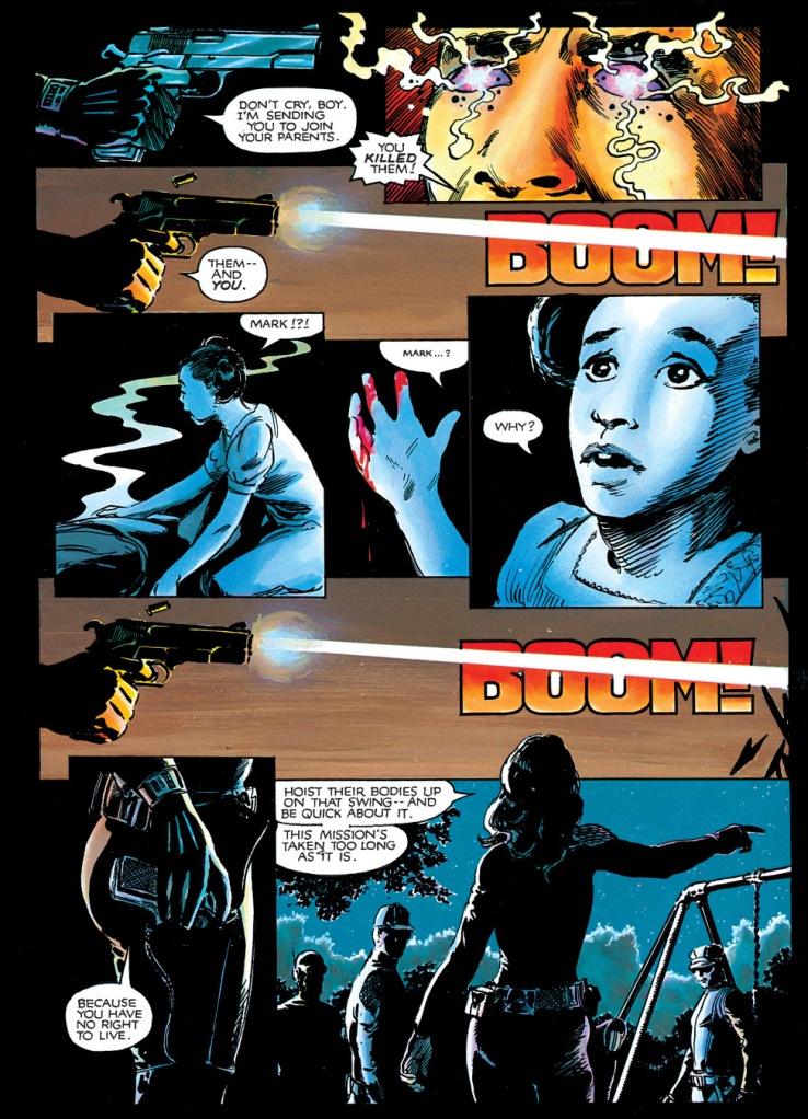 the purifiers killing mutant kids