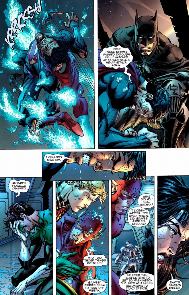 what graves's powers does