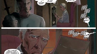 wolverine kills a nazi for magneto