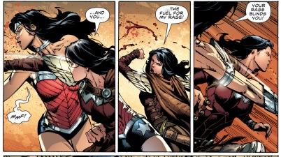 wonder woman vs donna troy