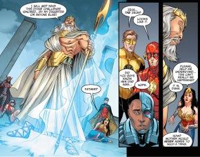 zeus (injustice gods among us)
