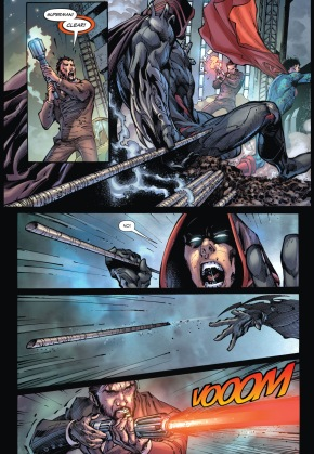 zod kills lex luthor (earth 1)