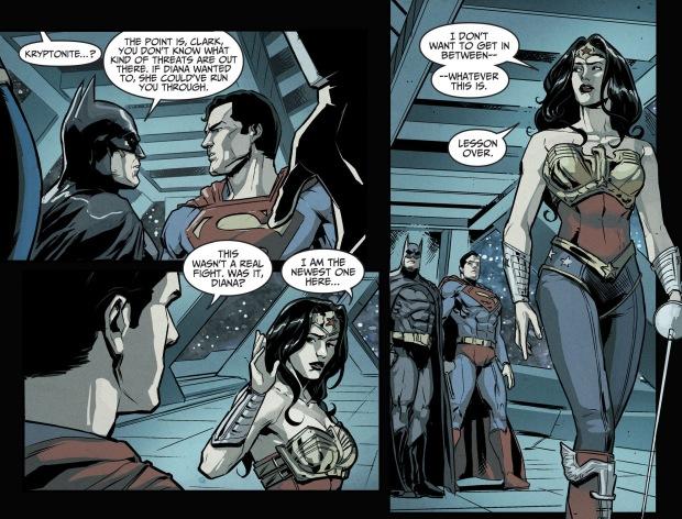 Batman razloži, zakaj lahko čudežna ženska premaga Supermana-4262