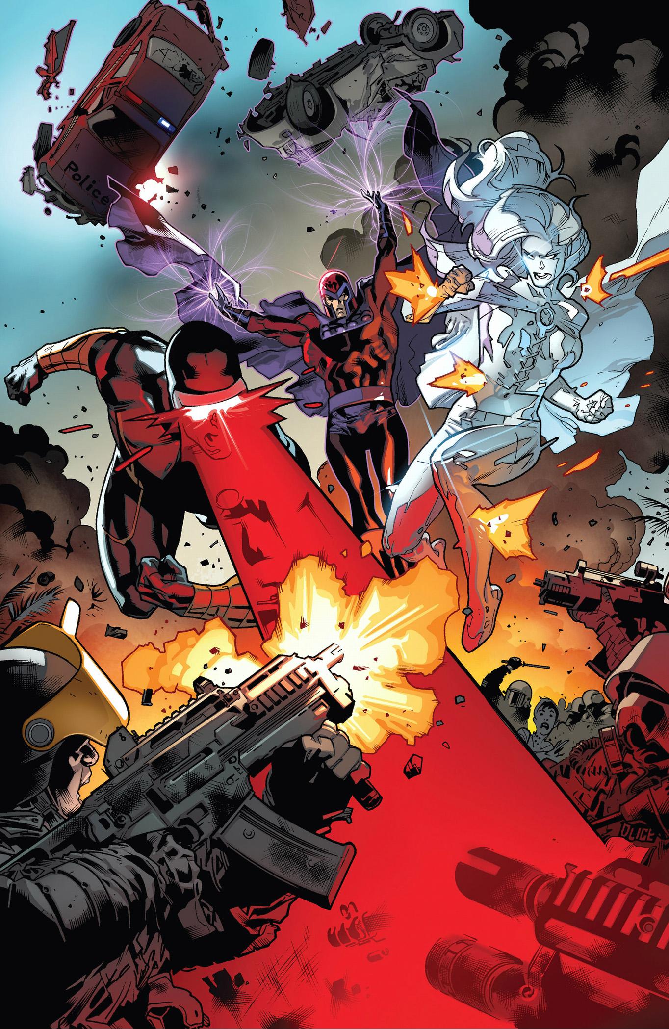 Cyclops Tries To Recru...