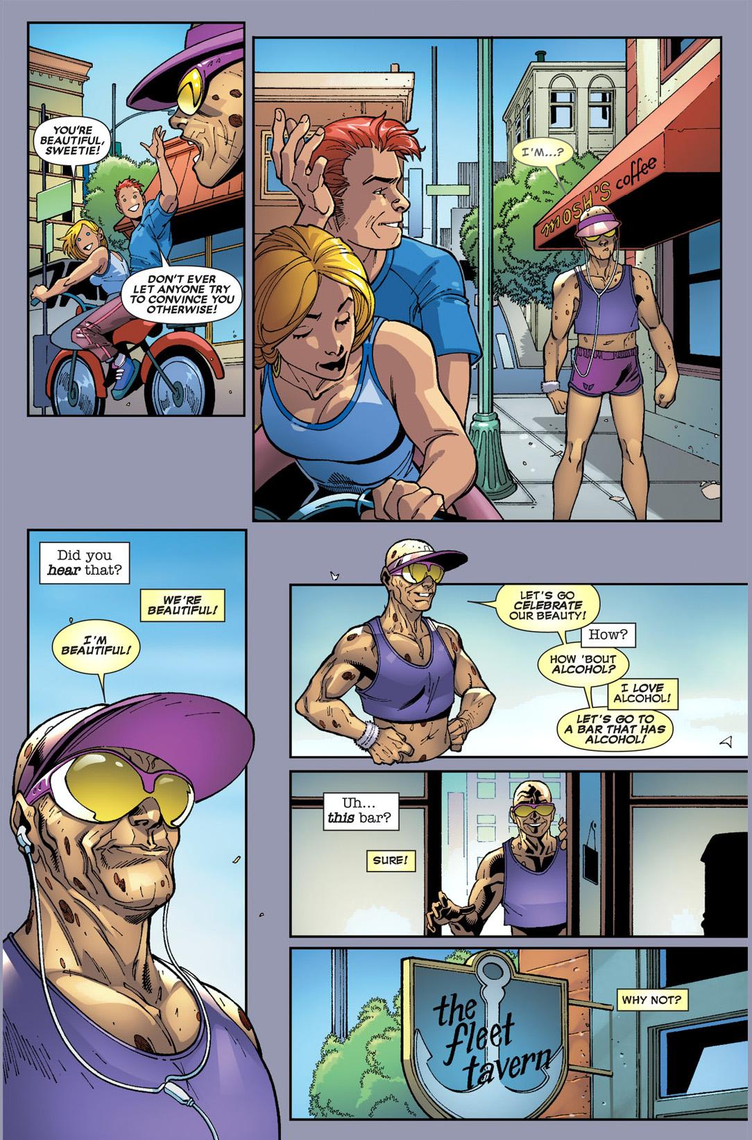 Miltoon comics
