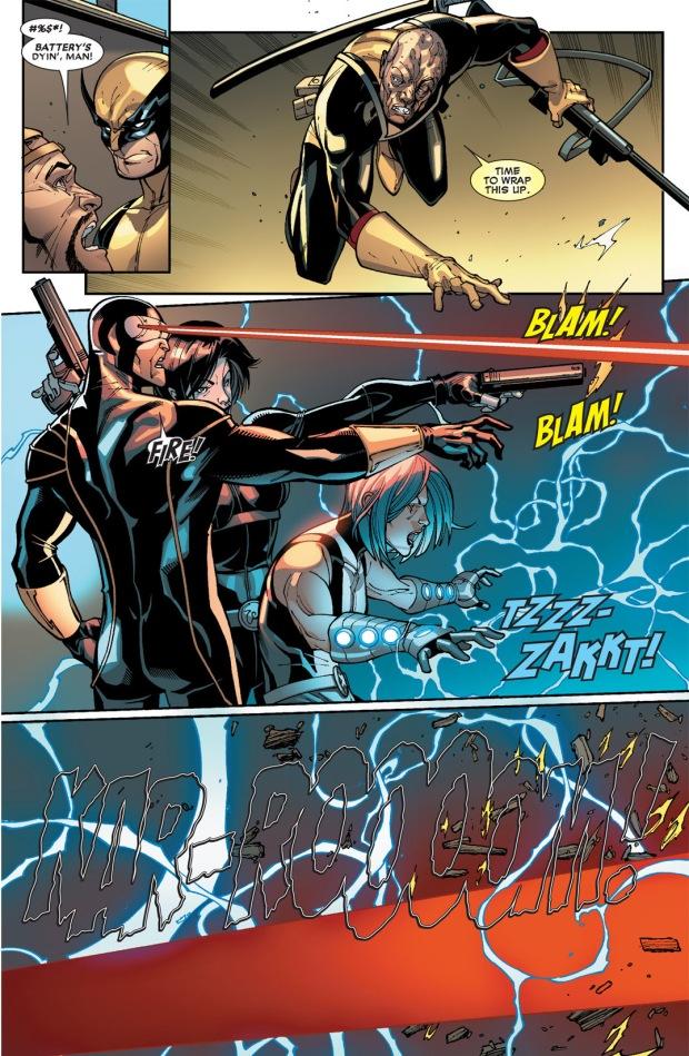 Deadpool VS The X-Men ...