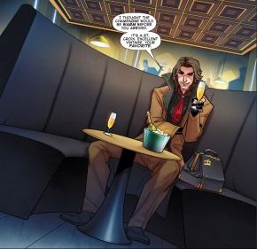 gambit the collector (battleworld)