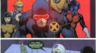 how cyclops dealt with a skrull soul shepherd
