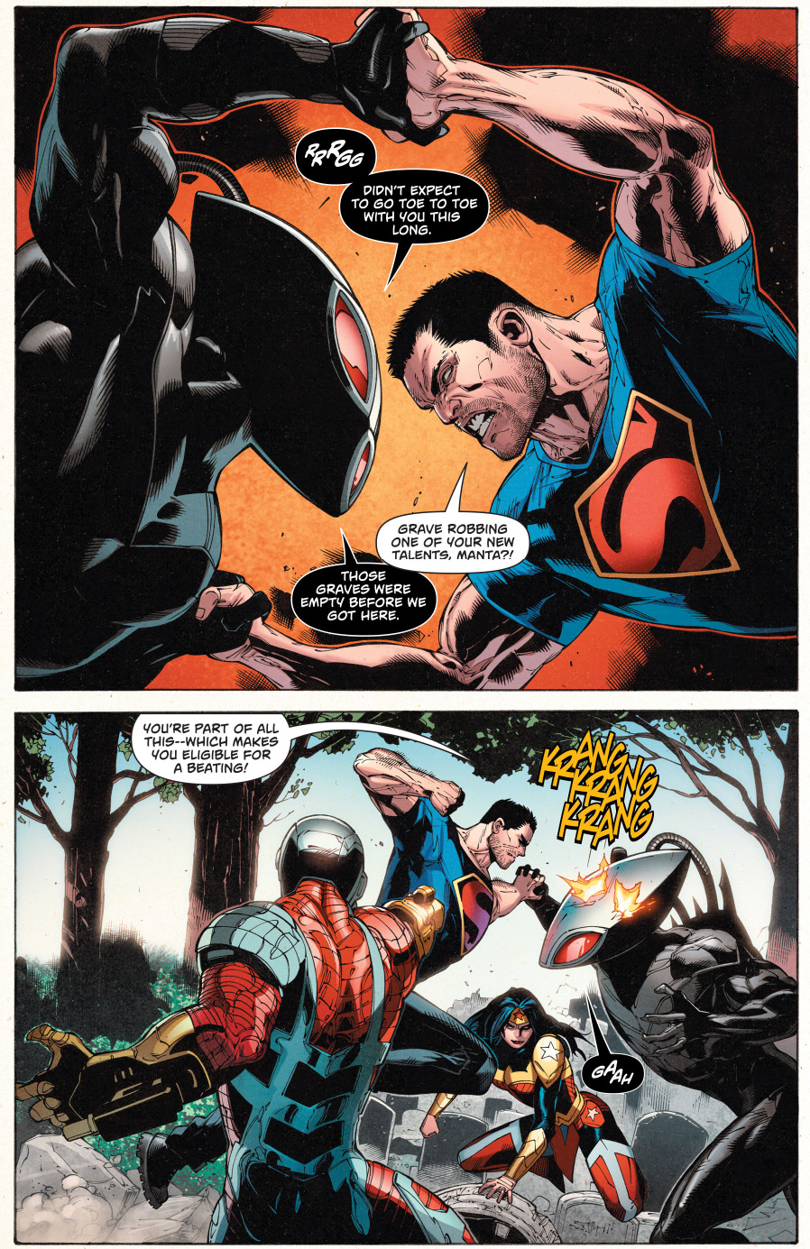Superman And Wonder Woman Vs The Suicide Squad  Comicnewbies-3051