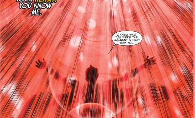 superman meets rao (new 52)