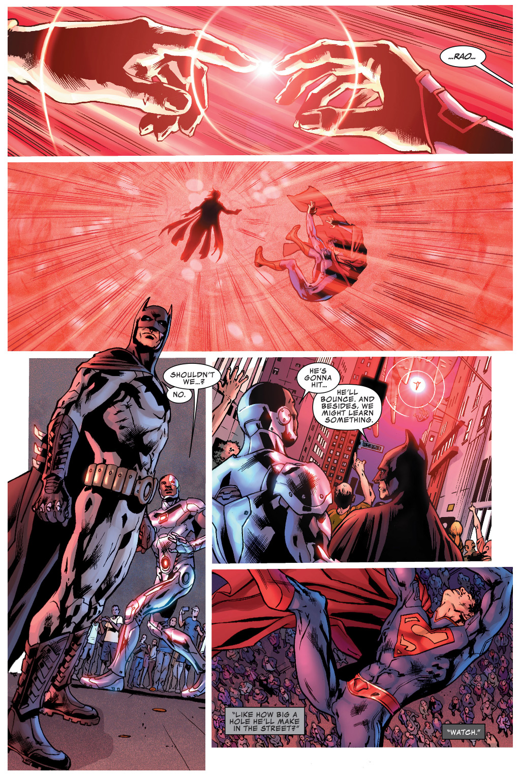 Batman Superman Vol 4 Siege HC - (DC comics New 52 Hardcover) New