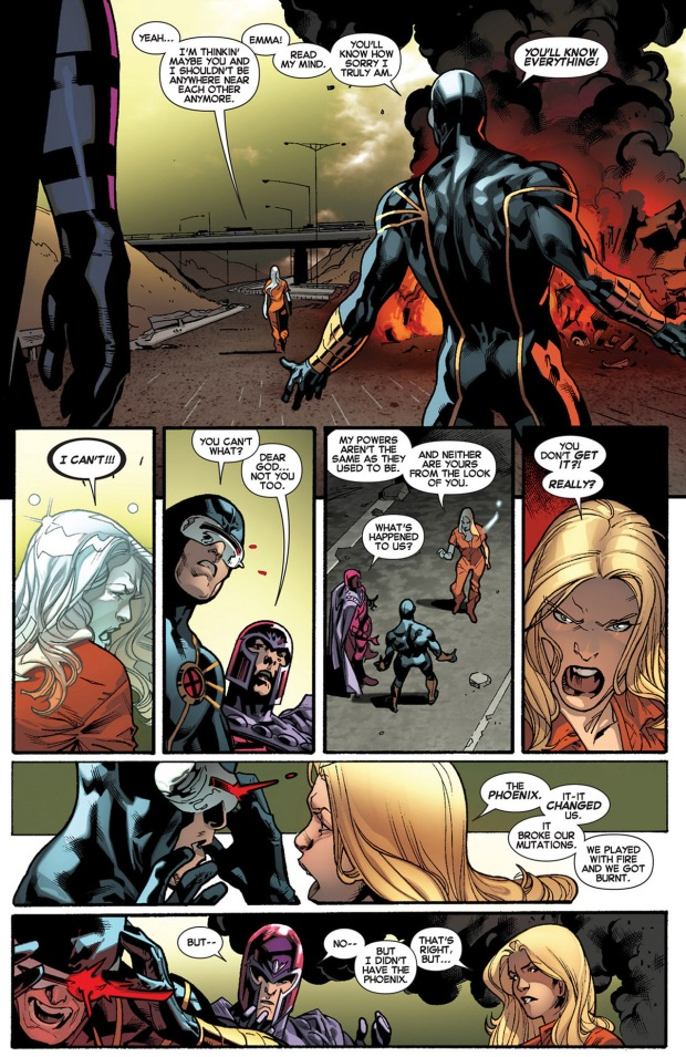 X Men Cyclops And Emma Frost Why Cyclops, Em...