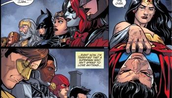 Wonder woman single batwoman single