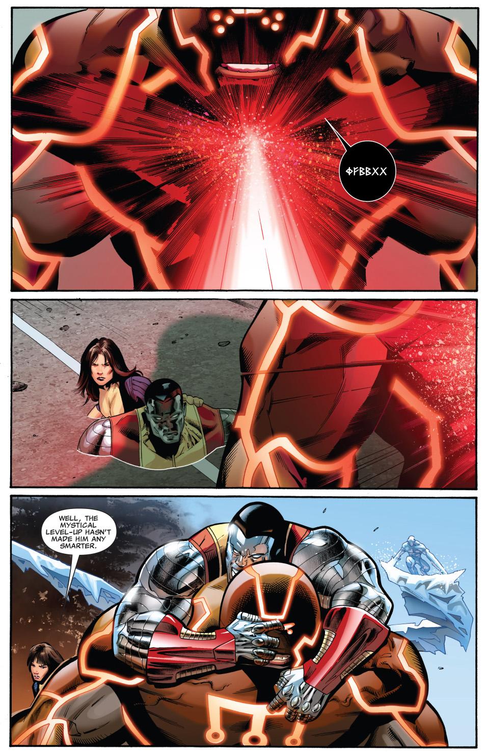 X-Men VS Kuurth – Comicnewbies