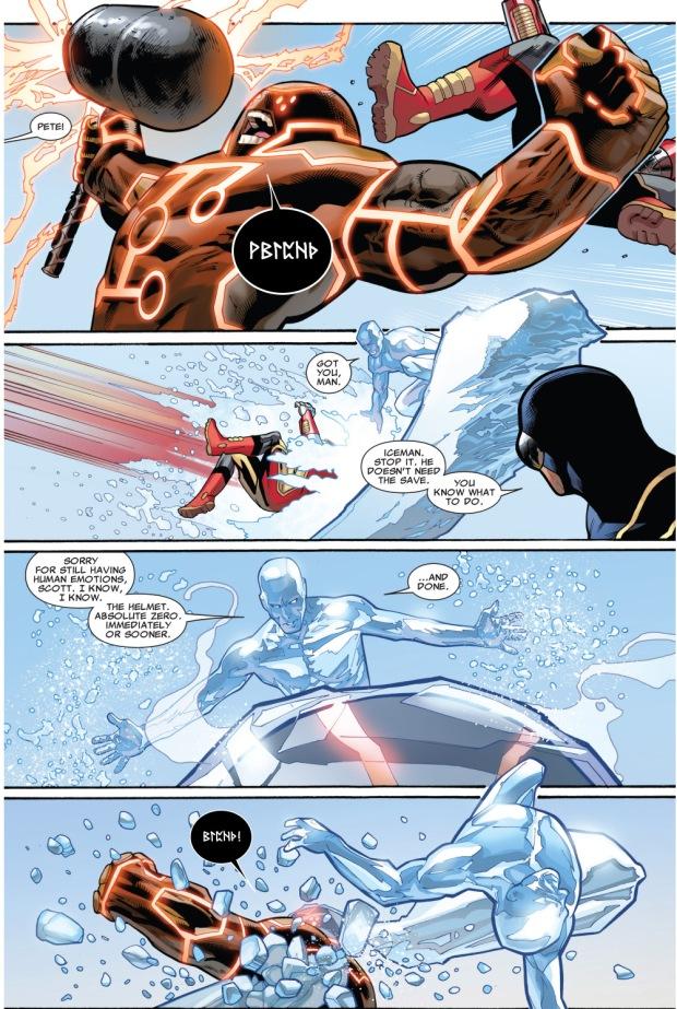x-men versus kuurth