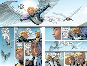 angel explains to original 5 angel his transformation