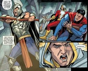 apollo takes down superman