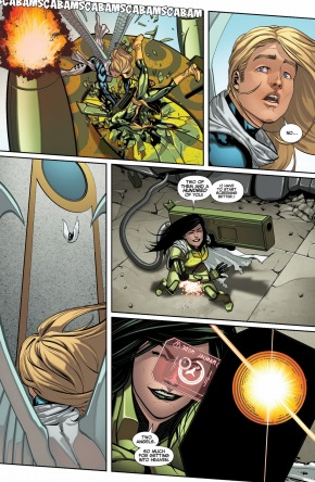 avengers vs madam hydra and hydra