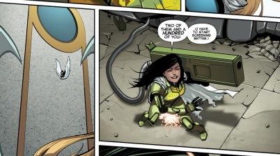 avengers vs madam hydra and hydra