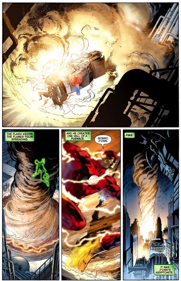 Green Lantern A...