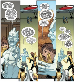 iceman and kitty pryde's mad dubbing skills