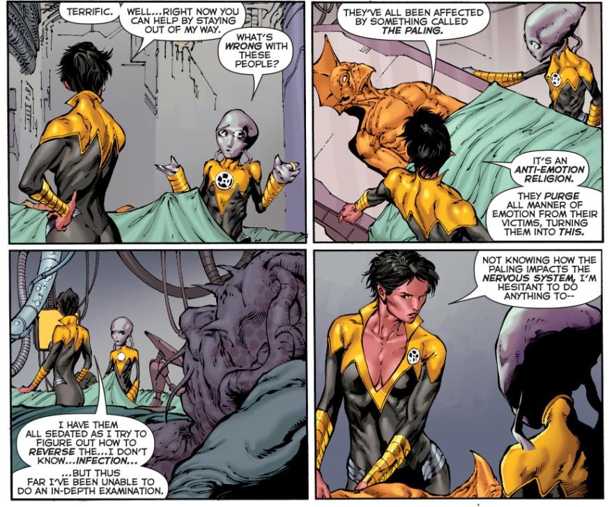nax's psychic vivisection ability