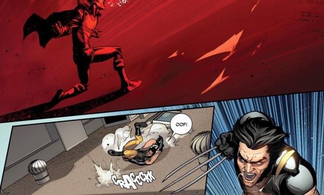 original 5 cyclops attacks wolverine