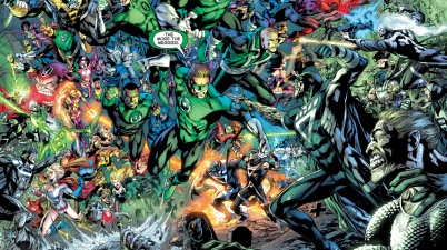 battle of blackest night