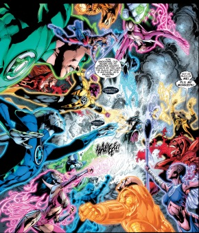 lanterns vs nekron
