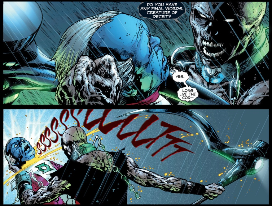 nekron and black hand summon the white entity