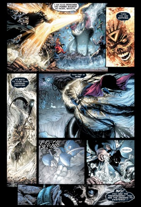 nekron vs the anti-monitor