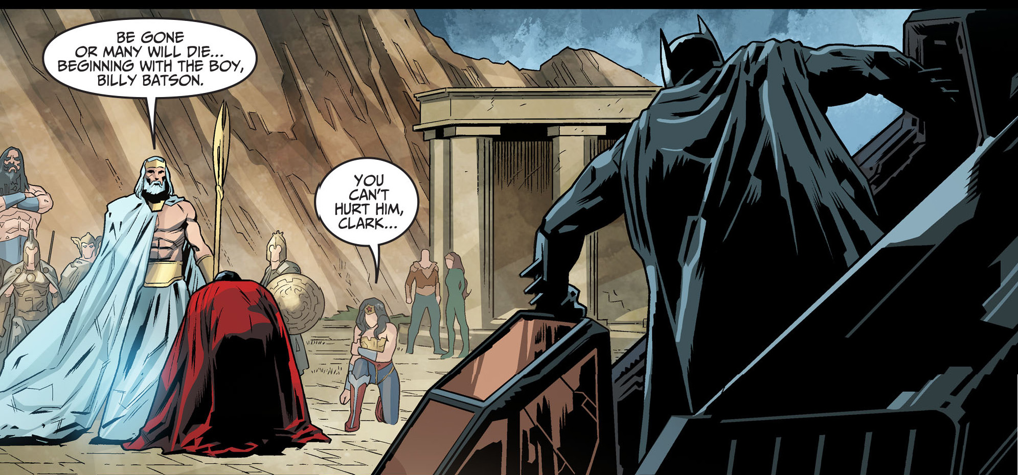 Superman Vs Zeus Injustice Gods Among Us  Comicnewbies-7294