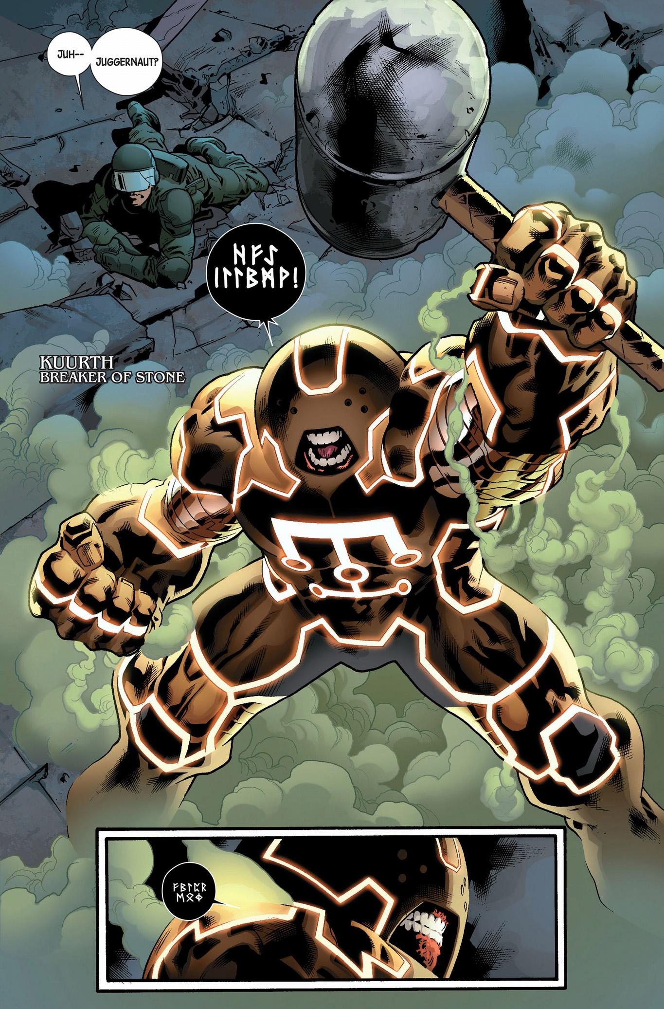 the juggernaut becomes kuurth breaker of stone comicnewbies