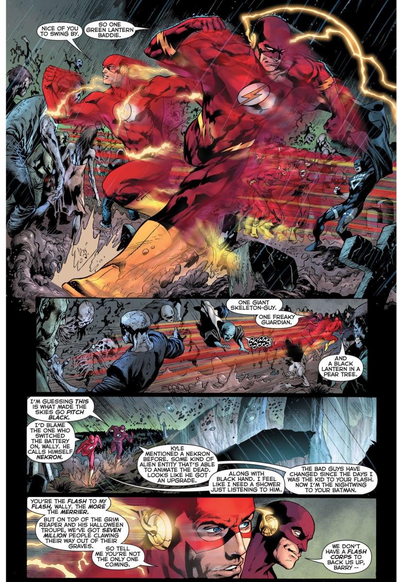 Marvel Gambit Vs Iron Fist