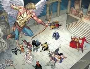 eros (injustice gods among us)