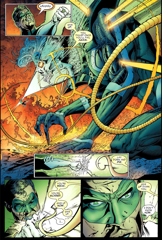 The Green Woman The Empress From The Wildwood Tarot: Green Lanterns VS Parallax-Ganthet