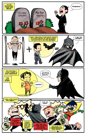 history of the bat family by batgirl