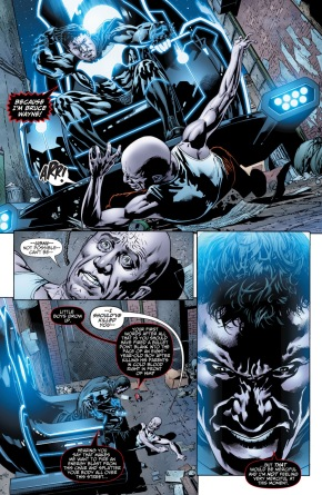 how batgod tortured joe chill