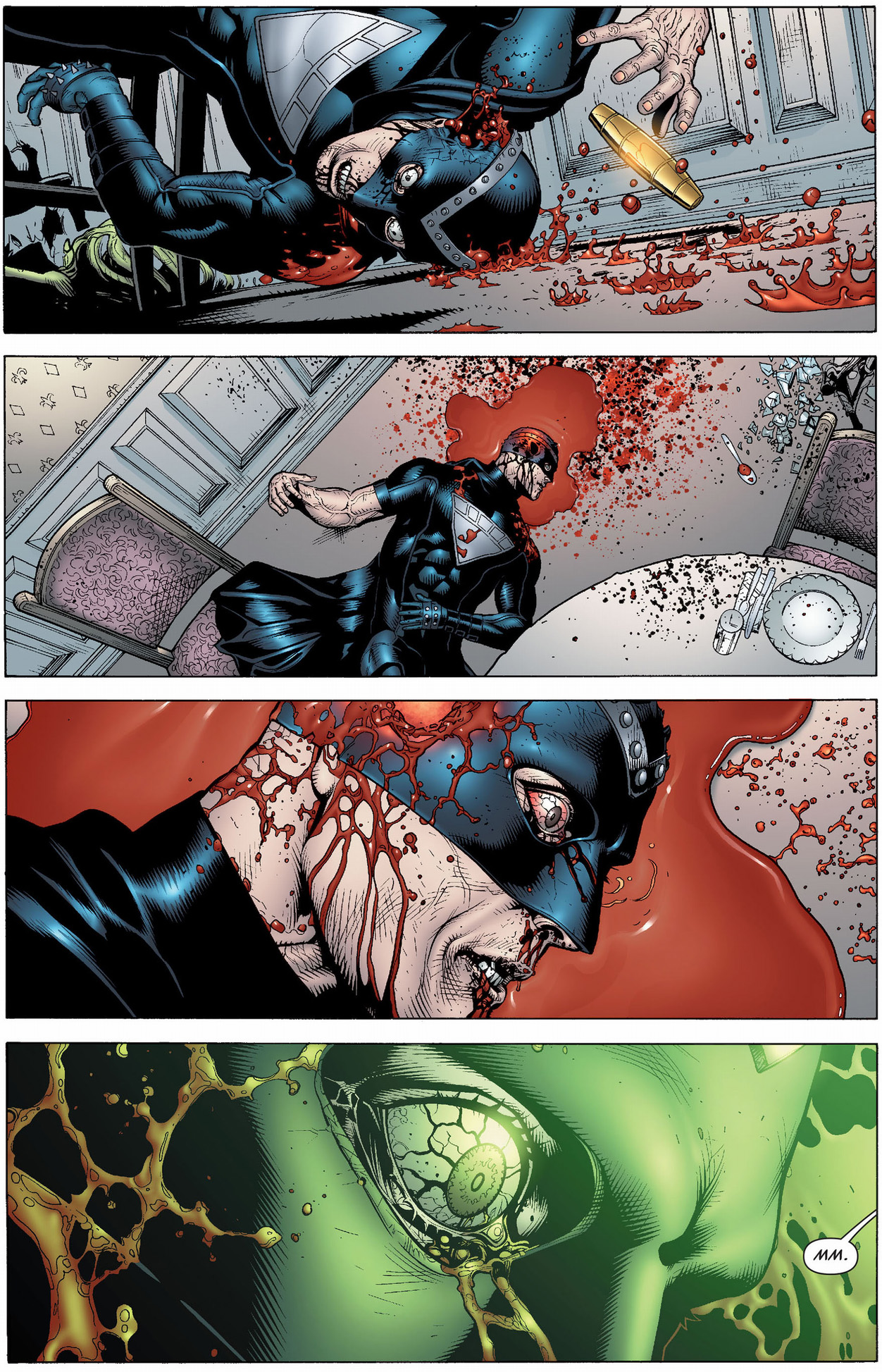 Black Spiderman Comic How Black Hand Became ...