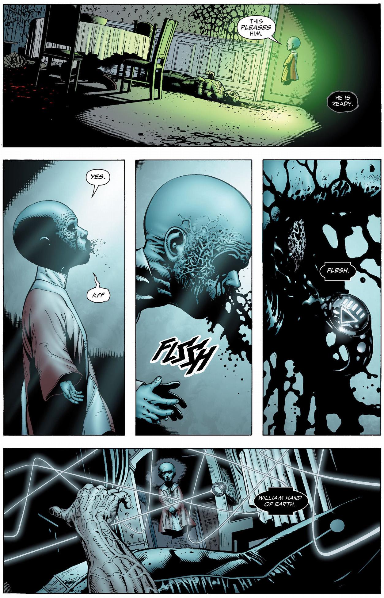 How Black Hand Became The Black Lantern Entity  Comicnewbies-7064