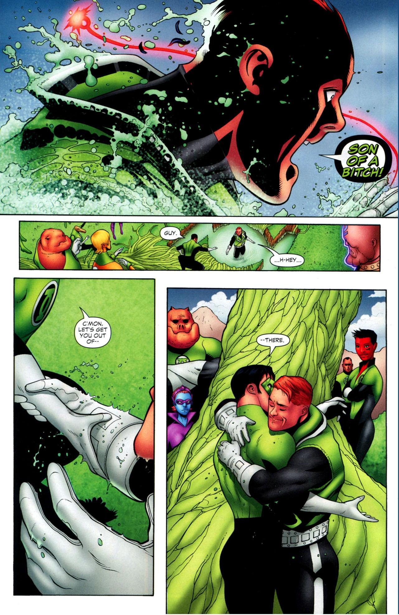 Star Sapphire Vs Green Lantern Green Lantern Vs Star