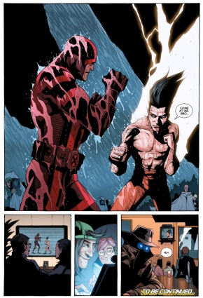 legion challenges cyclops to a fist fight