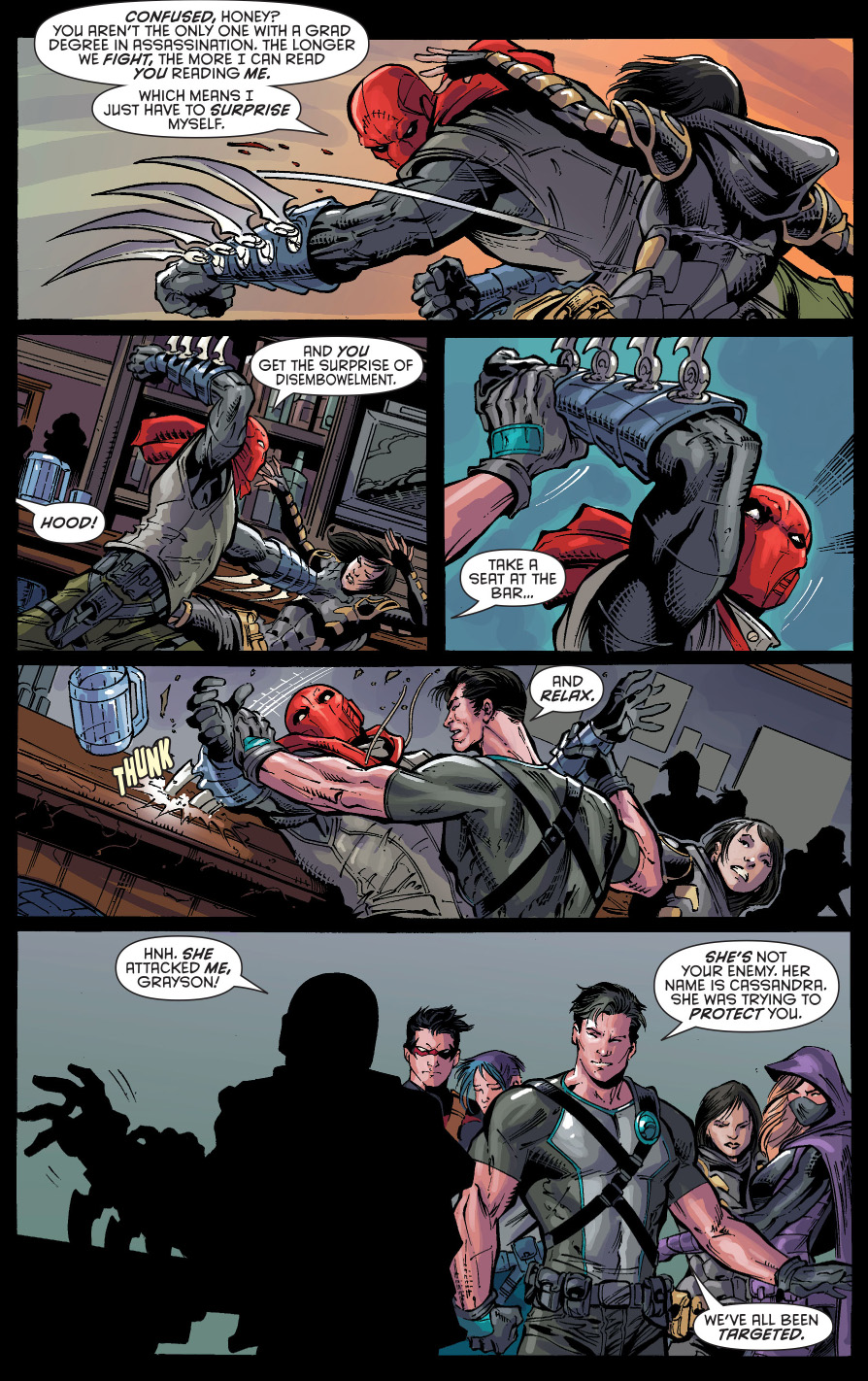 batman vs red hood - photo #35