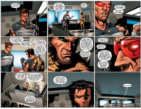 why wolverine left scott's x-men
