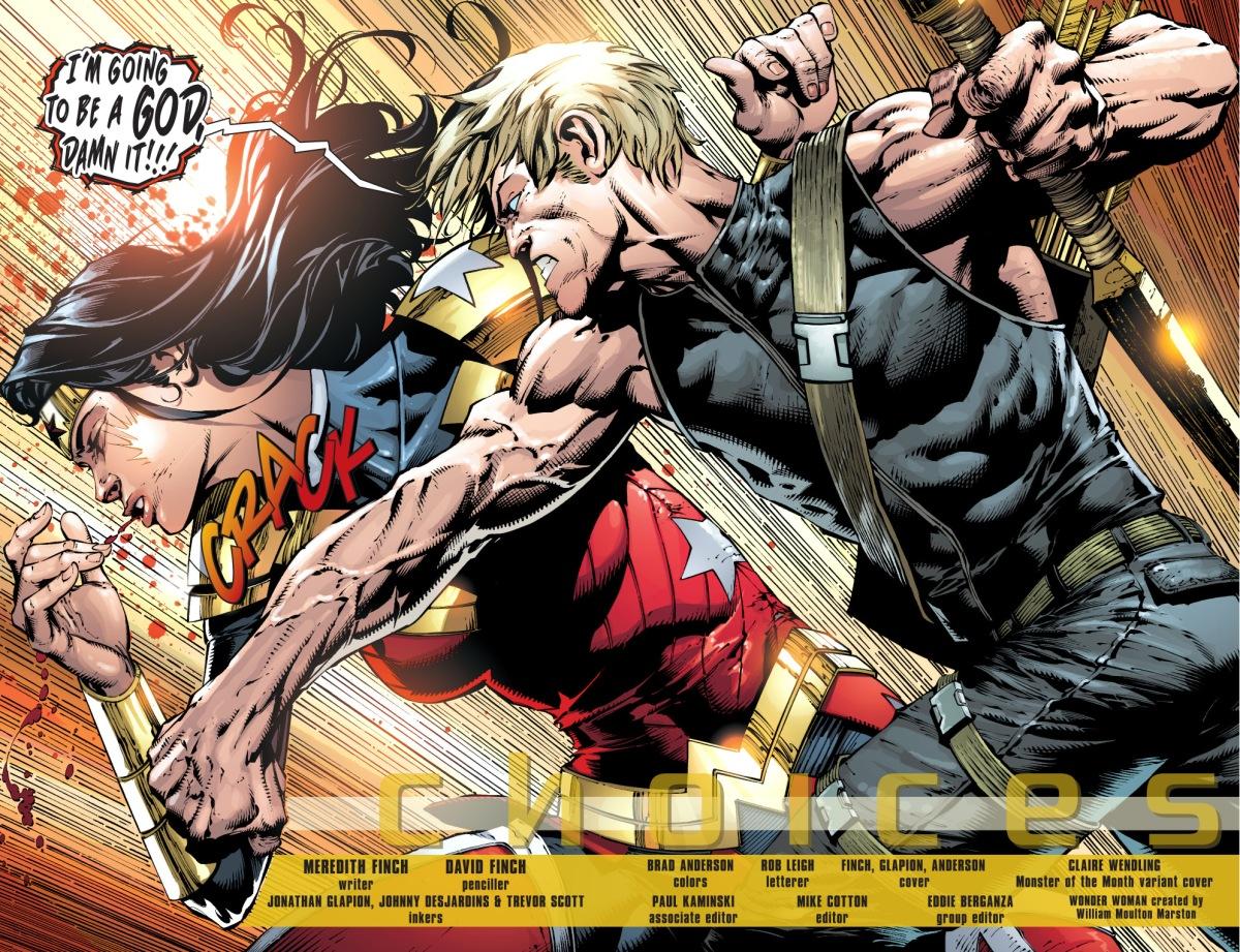 Wonder Woman Beaten Justice League Wonder Woman VS...
