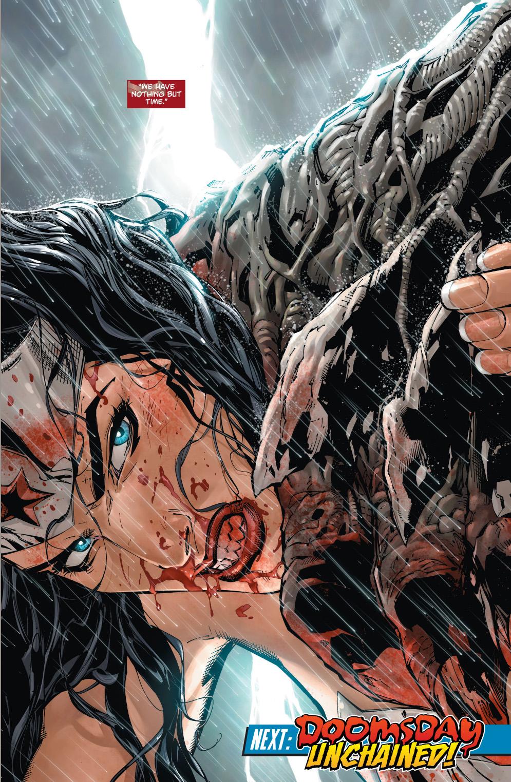 Wonder Woman Vs Doomsday New 52  Comicnewbies-4585
